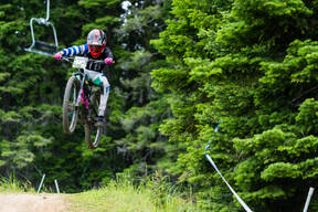 Photo of Colin KOEBERLE at Tamarack Bike Park, ID