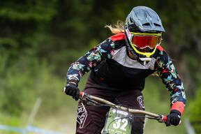 Photo of Emily HARRIS at Tamarack Bike Park