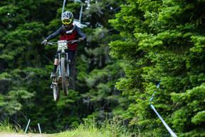 Photo of Cameron POMERINKE at Tamarack Bike Park, ID