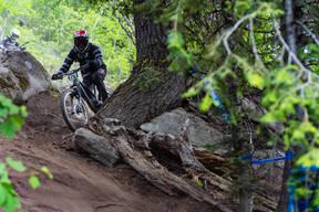Photo of Eric CARLON at Tamarack Bike Park, ID