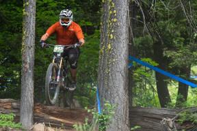 Photo of Chris MANGRUM at Tamarack Bike Park, ID