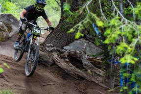 Photo of Pete MANIACI at Tamarack Bike Park, ID