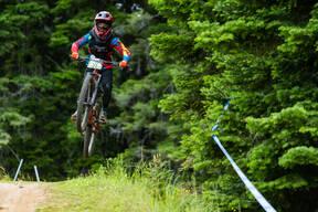 Photo of Nolan TAYLOR at Tamarack Bike Park, ID