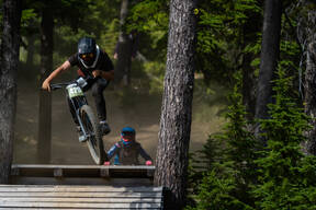 Photo of Terjai DECKER at Silver Mtn