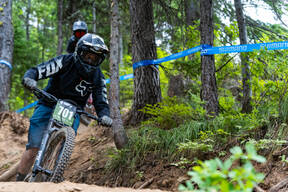 Photo of Justin SNELL at Silver Mtn