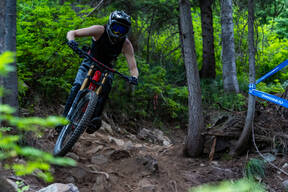 Photo of Kristian DUFT at Silver Mtn