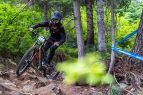 Photo of Jake MORAN at Silver Mtn
