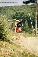 Photo of Eric WILLETTS at Blue Mtn