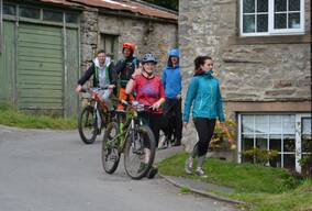 Photo of Hannah SAXELBY at Swaledale