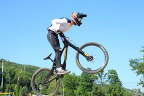 Photo of Justin HUSHON at Blue Mtn