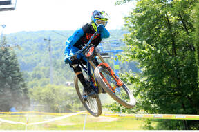 Photo of Titus NICHOLSON at Blue Mtn