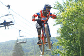 Photo of Ethan WEISS at Blue Mtn
