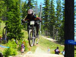Photo of Kyle HUGHES at Silver Mtn