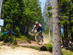 Photo of Brett DONOHUE at Silver Mtn