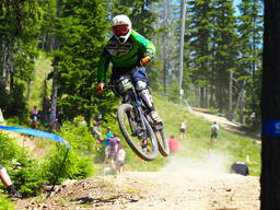 Photo of Tallis WOOMERT at Silver Mtn