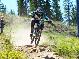 Photo of Jacob GUYER at Silver Mtn, Kellogg, ID