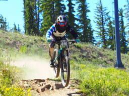 Photo of Whitney KOEBERLE at Silver Mtn