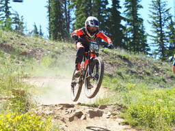 Photo of Griffin SYMMES at Silver Mtn