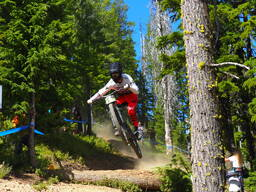 Photo of Dylan BROWN (u20) at Silver Mtn