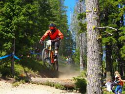 Photo of Bryan CRUM at Silver Mtn, Kellogg, ID