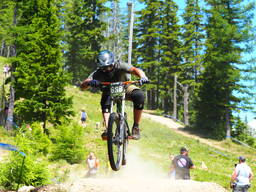 Photo of Tristan CRANE at Silver Mtn, Kellogg, ID