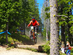 Photo of Bryan CRUM at Silver Mtn