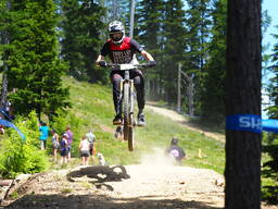 Photo of Finn MEYER at Silver Mtn