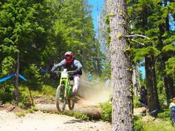 Photo of Randy BARTON at Silver Mtn, Kellogg, ID
