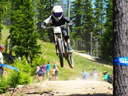 Photo of Chris WALLER at Silver Mtn