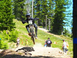 Photo of Shane PETERSON at Silver Mtn, Kellogg, ID