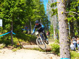 Photo of Matthew STERLING at Silver Mtn, Kellogg, ID