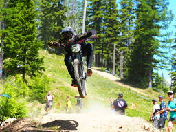 Photo of Connor HUNNEL at Silver Mtn