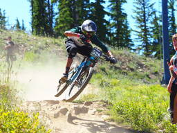 Photo of Isaac MARCH at Silver Mtn