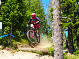 Photo of Christiaan BOURDREZ at Silver Mtn