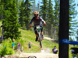 Photo of Max DOMPIER at Silver Mtn