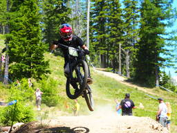 Photo of Jayson HARPER at Silver Mtn