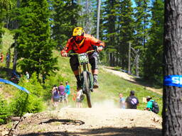 Photo of Zebediah BURKE at Silver Mtn, Kellogg, ID