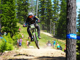 Photo of Todd NELSON at Silver Mtn