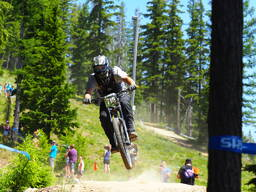 Photo of James TOWNER at Silver Mtn