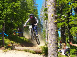 Photo of Jack HILL at Silver Mtn