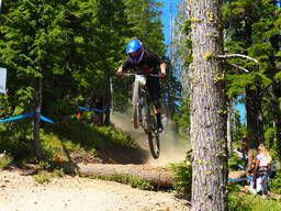 Photo of Forrest TAYLOR at Silver Mtn