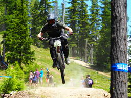 Photo of Brian LEWIS-CLARK at Silver Mtn