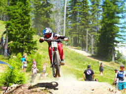 Photo of Wyatt ROGERS at Silver Mtn