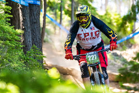 Photo of Marc GAROUTTE at Silver Mtn