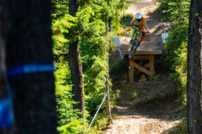 Photo of Grant SCHNELL at Silver Mtn