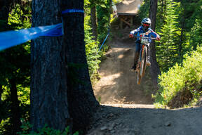 Photo of George STOTT at Silver Mtn