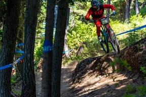Photo of Daniel MCMASTER at Silver Mtn