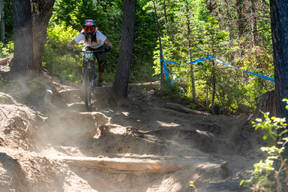 Photo of Jack DALE at Silver Mtn