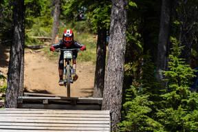 Photo of Anthony JONES (u14) at Silver Mtn