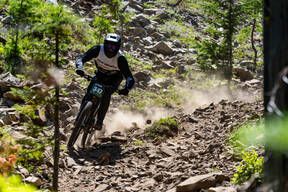 Photo of Halvor NORRIS at Silver Mtn